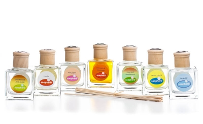 Reed Diffuser Glass Jar