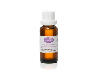 Rose Geranium 100% Pure Essential Oil