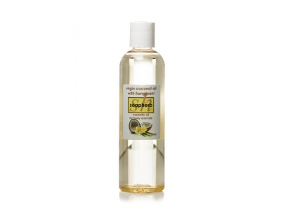 Virgin Coconut Oil with Frangipani Fragrance