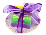 Shell Gift Pack: 2 Guest Soaps