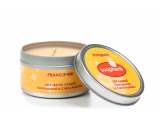Eco-friendly Soy Wax Travel Tins: 60ml / 2oz